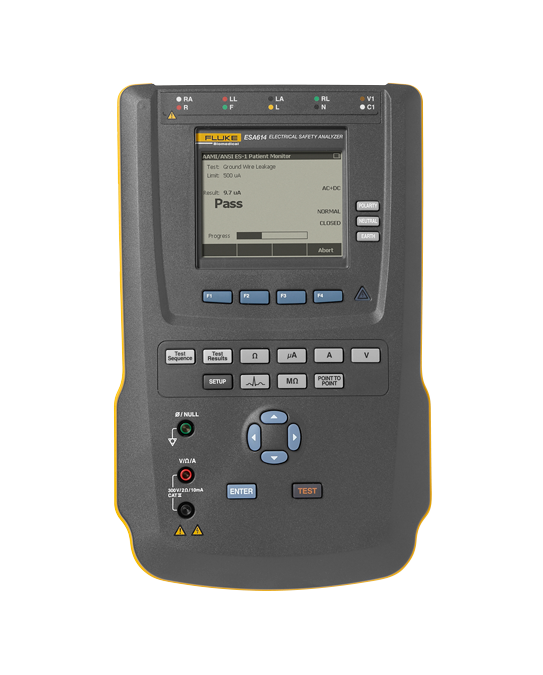 ESA614 Electrical Safety Equipment Analyzer