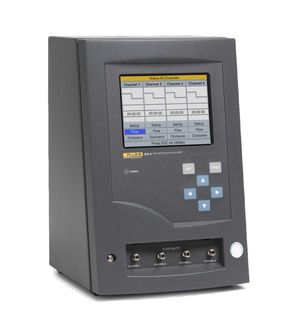 IDA-5 Infusion Pump Tester and Analyzer