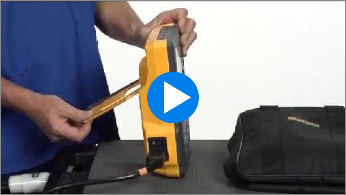 ESA612 Electrical Safety Analyzer demonstration video.