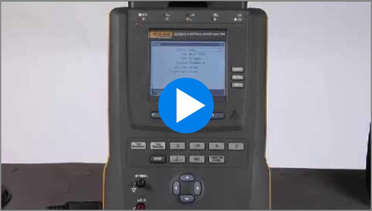 The automated ESA615 Electrical Safety Analyzer performs all primary electrical safety tests per the latest ESA standards.