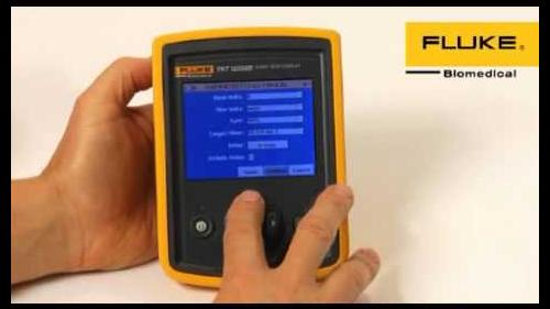 Fluke Biomedical's TNT 12000 X-Ray Test Tools