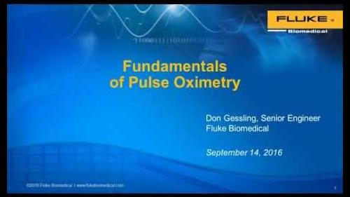 Learn the basics of pulse oximetry, light wavelengths, calculations, R-curves, and the most reliable way to test SpO2.