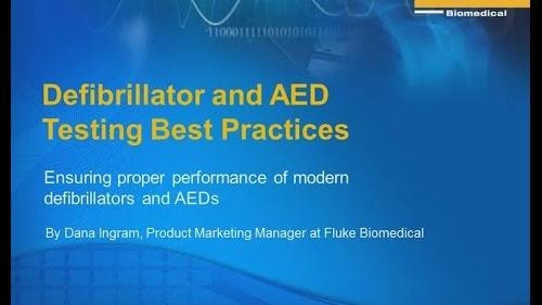 Learn how to perform preventive maintenance on defibrillators and AEDs, along with current global regulatory standards.