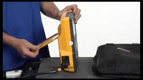 ESA612 Electrical Safety Analyzer demonstration video.