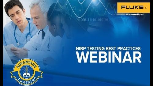 NIBP best practices in testing accuracy, dynamic simulation of NIBP and Envelope Shift.