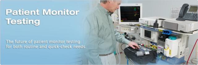 Advantage Training - Patient Monitor Testing