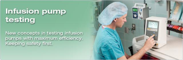 Advantage Training - Infusion Pump Testing
