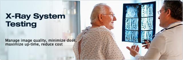Advantage Training - X-Ray Beam & Dose Quality Testing