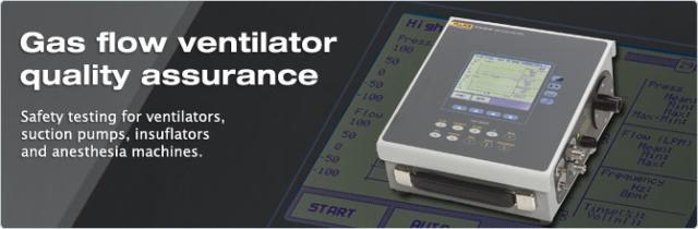 Advantage Training - Gas Flow/Ventilator Testing