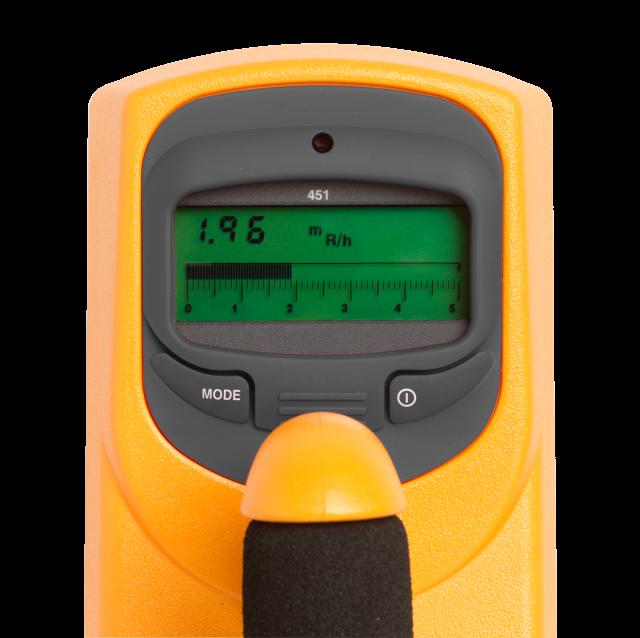 451P Radiation Detector