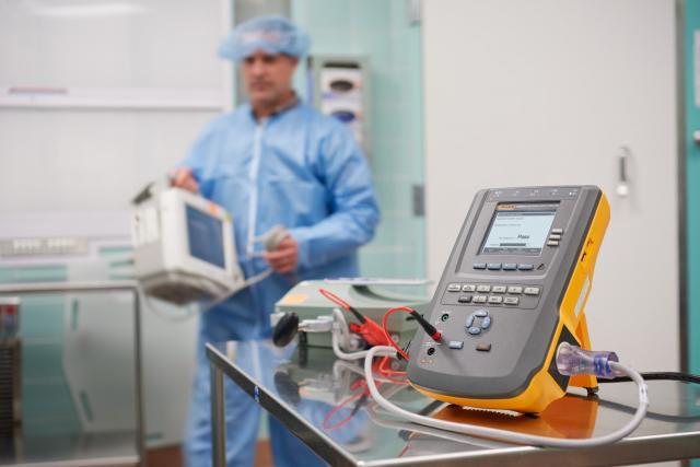 ESA614 Electrical Safety Analyzer