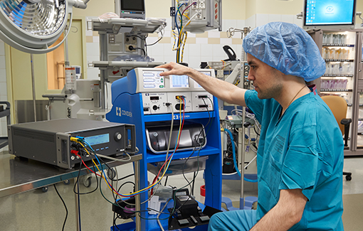Electrosurgery_QA-ES-III_Testing
