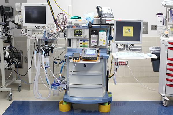 Anesthesia Delivery System