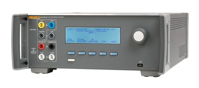 QA-ES III Electrosurgical Tester and Analyzer