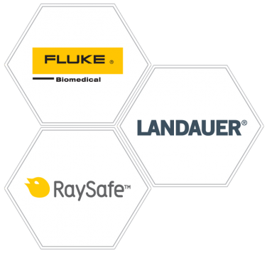 Fluke Biomedical, Landauer, RaySafe