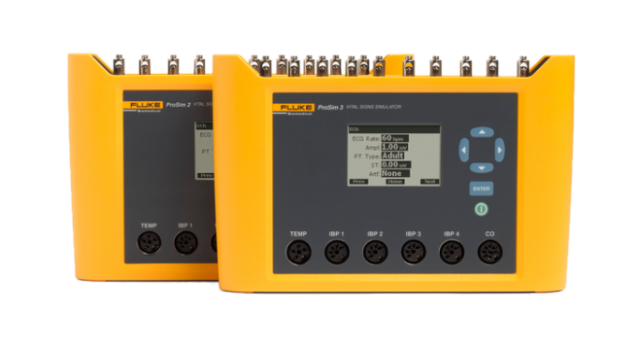 ProSim 2 and 3 Vital Sign and ECG Simulators