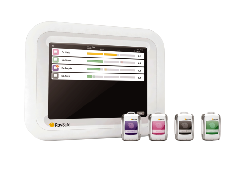 RaySafe i3 Personal Dosimetry Radiation Monitoring System