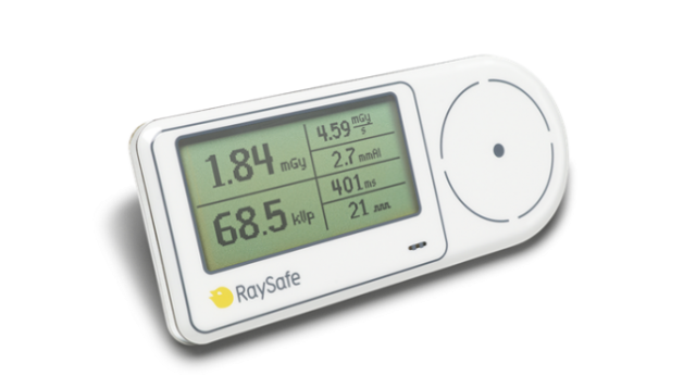 RaySafe ThinX X-ray detector