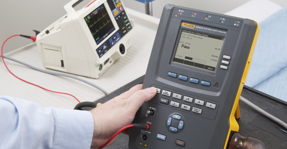 ESA615 Electrical Safety Analyzer