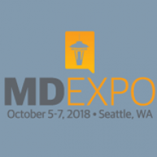 Get a complimentary pass to the MD Expo in Seattle