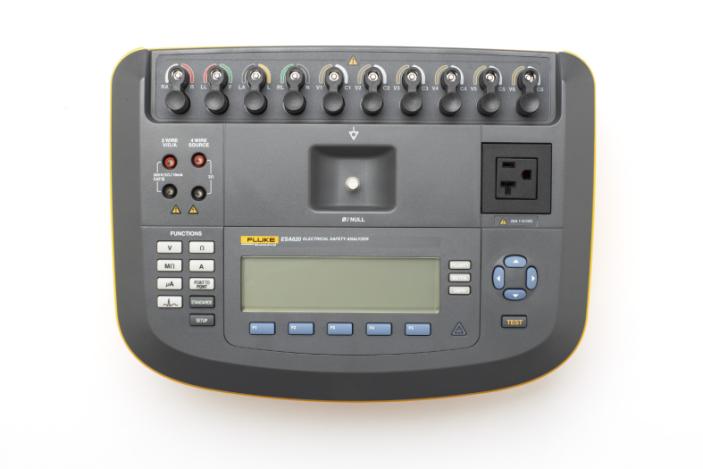 ESA620 Electrical Equipment Safety Analyzer | Fluke Biomedical