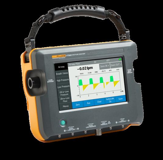 VT900 Gas Flow Analyzer | Fluke Biomedical