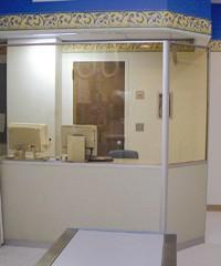 Clear-Pb Modular X-Ray Control Booth