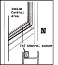 Channel Spacer