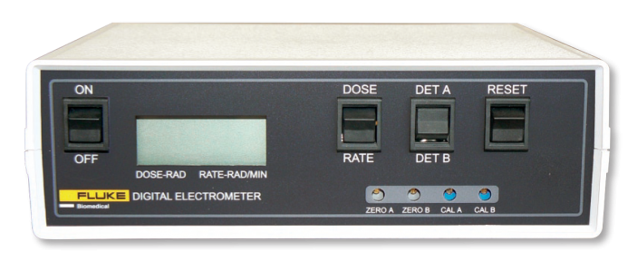 Dual-Diode Dosimeter Patient Dose Monitor