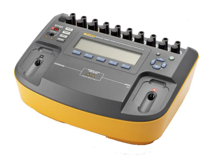 Impulse 7000DP Defibrillator/Pacemaker Tester | Fluke Biomedical