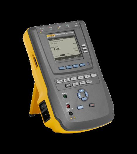 Schema Elettrico Per Metal Detector : Esa615 electrical safety equipment analyzer fluke biomedical