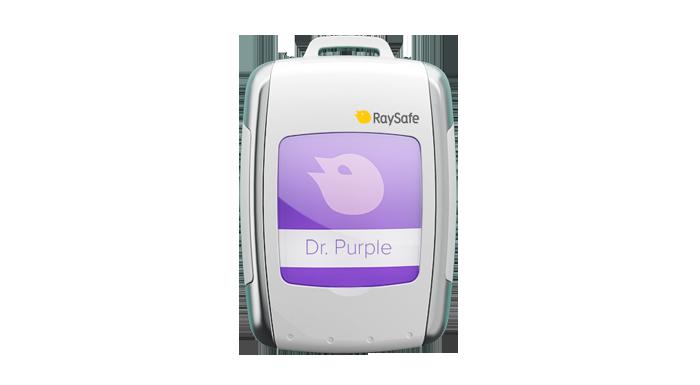 RaySafe i3 Badge