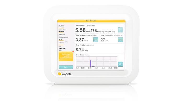 RaySafe i3 Viewer