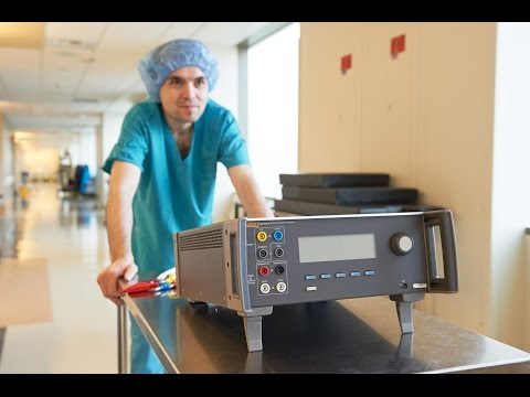 See how the QA-ES III Electrosurgical Analyzer provides the functionality you need for verifying the performance and safety of electrosurgical units.